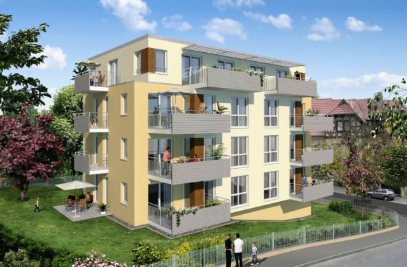 Baugrundstück für MFH in DD- Briesnitz