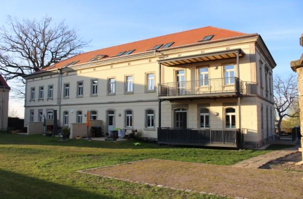 in Kürze: 3 exklusive Etagenwohnungen im Eichenhof