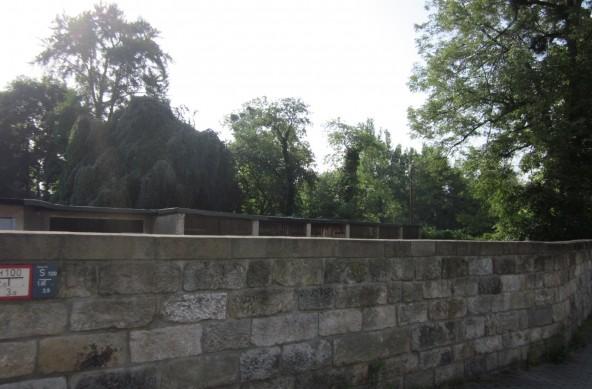 Baugrundstück in DD – Laubegast