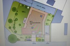Baugrundstück für MFH in DD-Trachau
